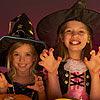 Stock Photo: Halloween Party Children